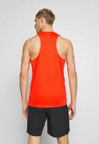 adidas Performance - SINGLET - Camiseta de deporte - solred - 2
