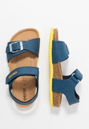 GHITA BOY - Sandals - avio