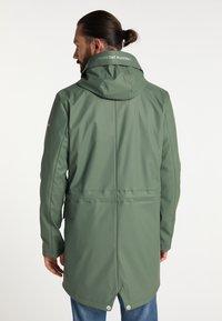 Schmuddelwedda - Waterproof jacket - oliv - 2