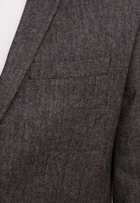 Shelby & Sons - NEWTOWN SUIT - Suit - dark brown - 6
