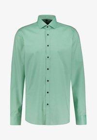 "OLYMP Level Five - LEVEL 5 BODYFIT EXTRA LANGE MOUW, MOUWLENGTE 7"" - Formal shirt - grün - 0"