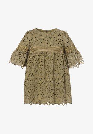 Rüschen   - Day dress - frosty sage