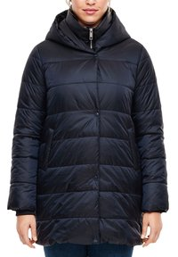Triangle - MIT KAPUZE - Winter coat - navy - 6
