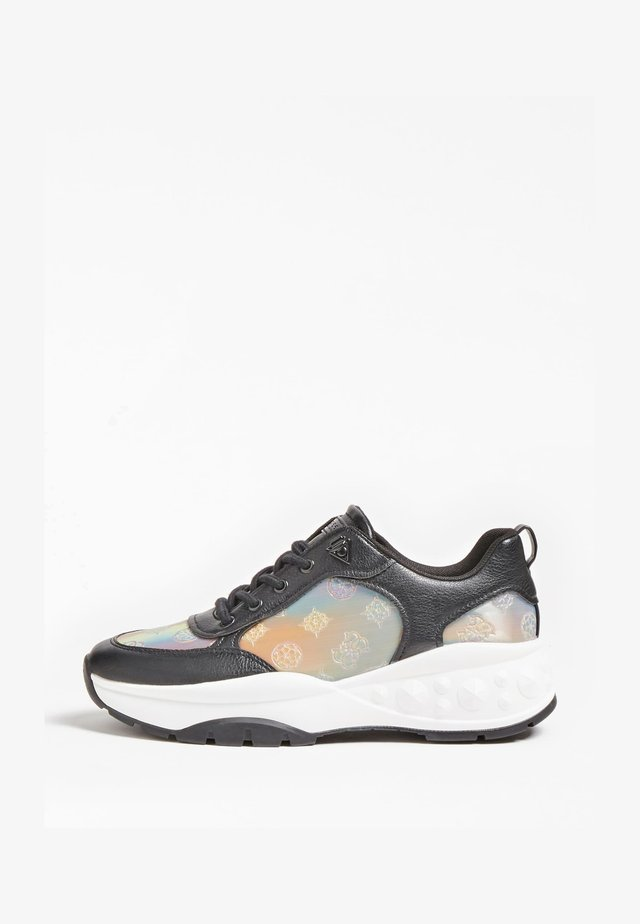 G-LOGO PEONY-LOGO - Sneakers laag - mehrfarbig schwarz