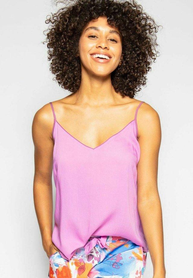 Nattøj trøjer - pink