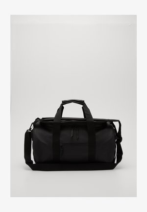 DUFFEL BAG SMALL - Weekend bag - black