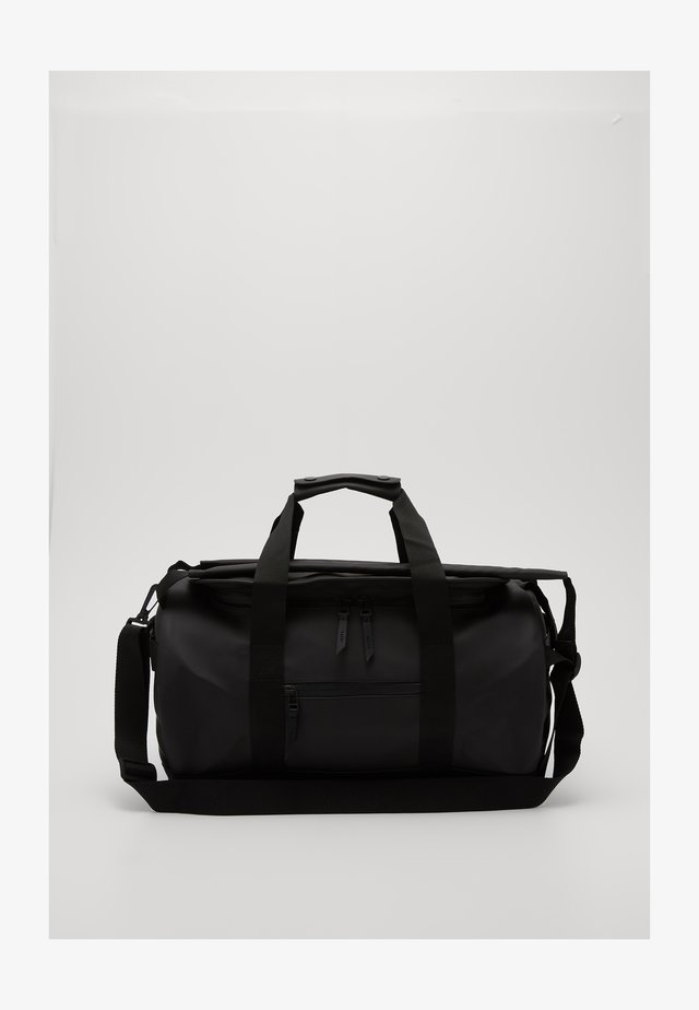 DUFFEL BAG SMALL - Sac week-end - black