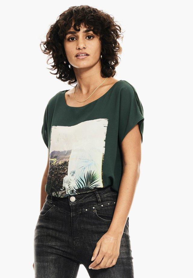 T-shirt imprimé - pine grove