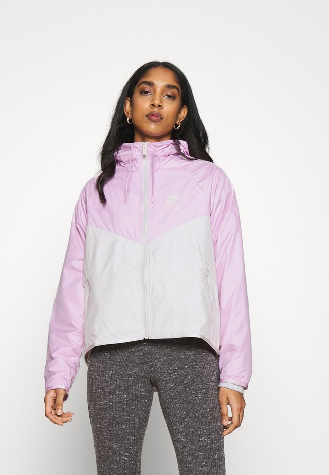 Sportovní bunda - light arctic pink/light orewood brown