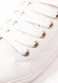 ONLY SHOES - ONLSUNNY SCALOP - Sneakers laag - white - 2