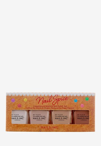 QUAD - Nail set - Nail Spice