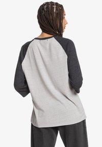 Quiksilver - Long sleeved top - light grey heather - 2