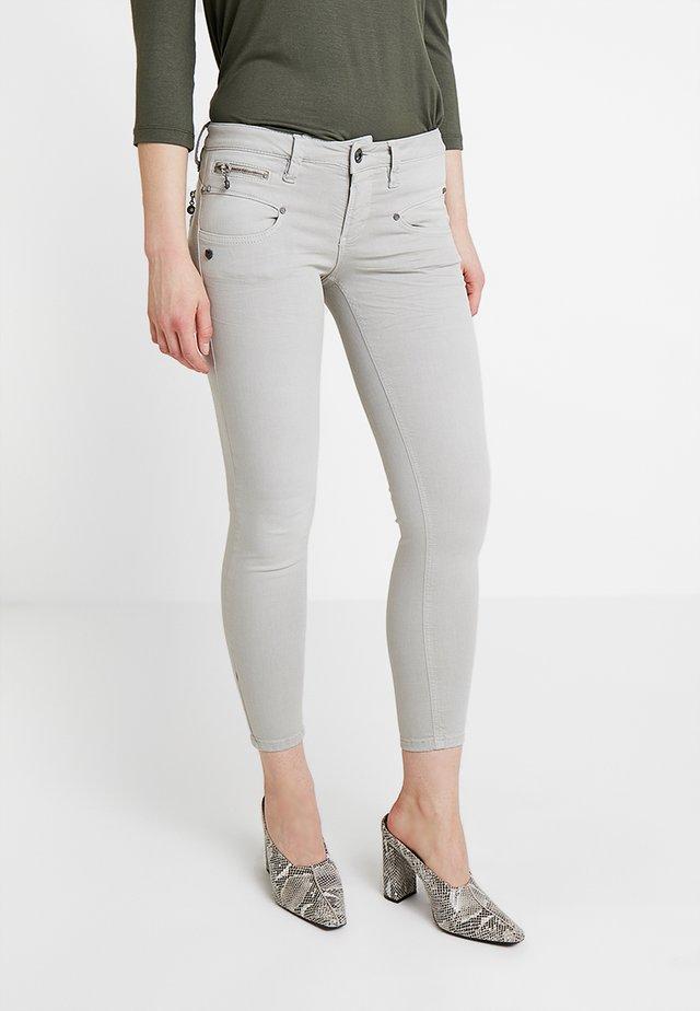 ALEXA CROPPED - Jeans Skinny - glacier gray