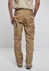 Brandit - SAVANNAH - Cargo trousers - camel - 2
