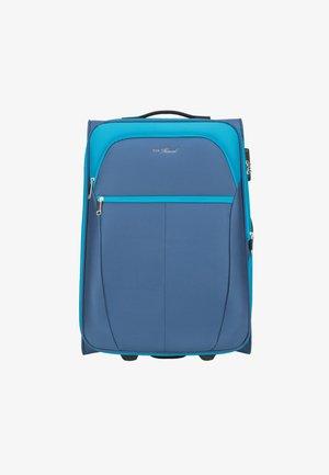 VIP KOLLEKTION - Wheeled suitcase - blau