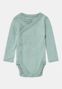 Carter's - CLOUD 3 PACK UNISEX - Body - light green/off white - 2