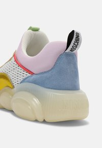 MOSCHINO - Trainers - fantasy color - 5