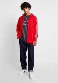 adidas Originals - 3-STRIPES - Sweatjakke /Træningstrøjer - scarlet - 1