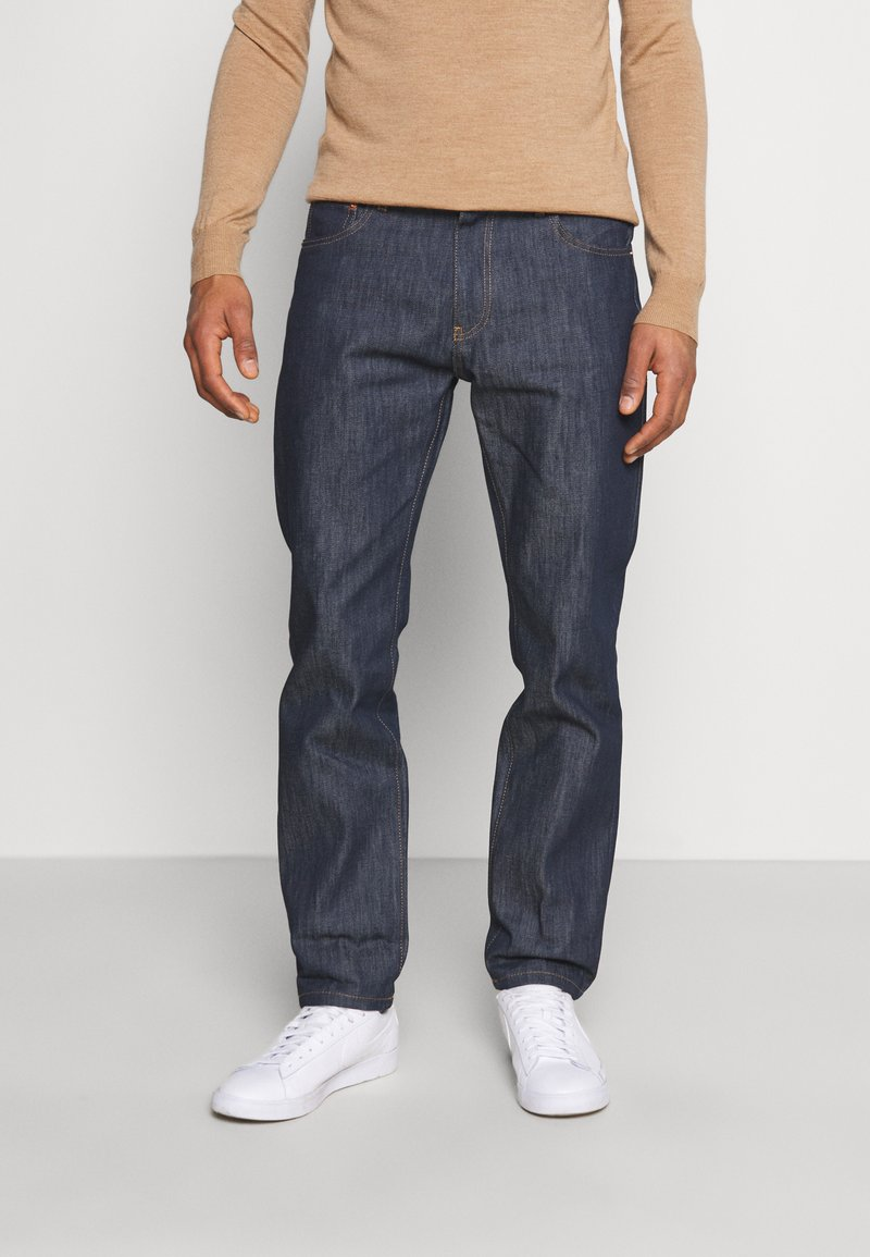 Woodbird - DOC  - Relaxed fit jeans - indigo blue