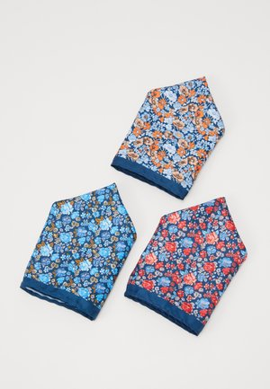 JACJONAS HANKIE BOX 3 PACK - Pocket square - navy blazer