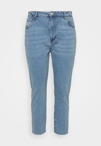 Cotton On Curve - TAYLOR MOM - Relaxed fit jeans - boston blue - 0