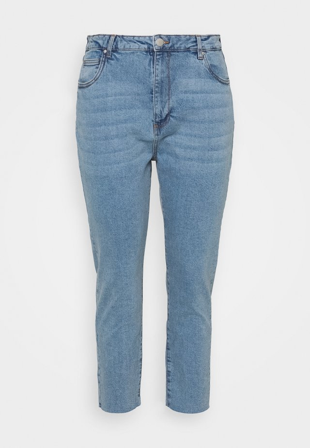 TAYLOR MOM - Relaxed fit jeans - boston blue