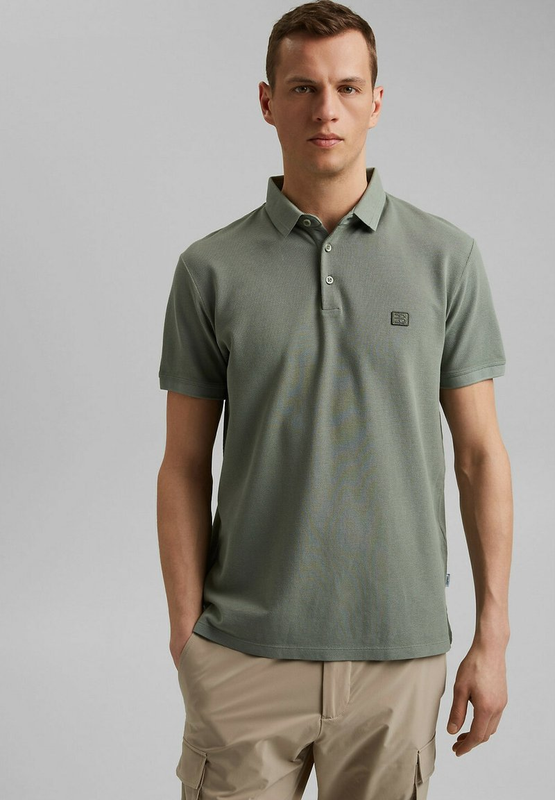 Esprit - Polo shirt - light khaki