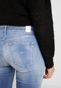 Replay - NEWLUZ HYPERFLEX  - Jeans Skinny Fit - lightblue - 6