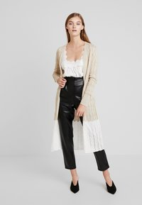 mint&berry - Cardigan - off-white/beige - 0