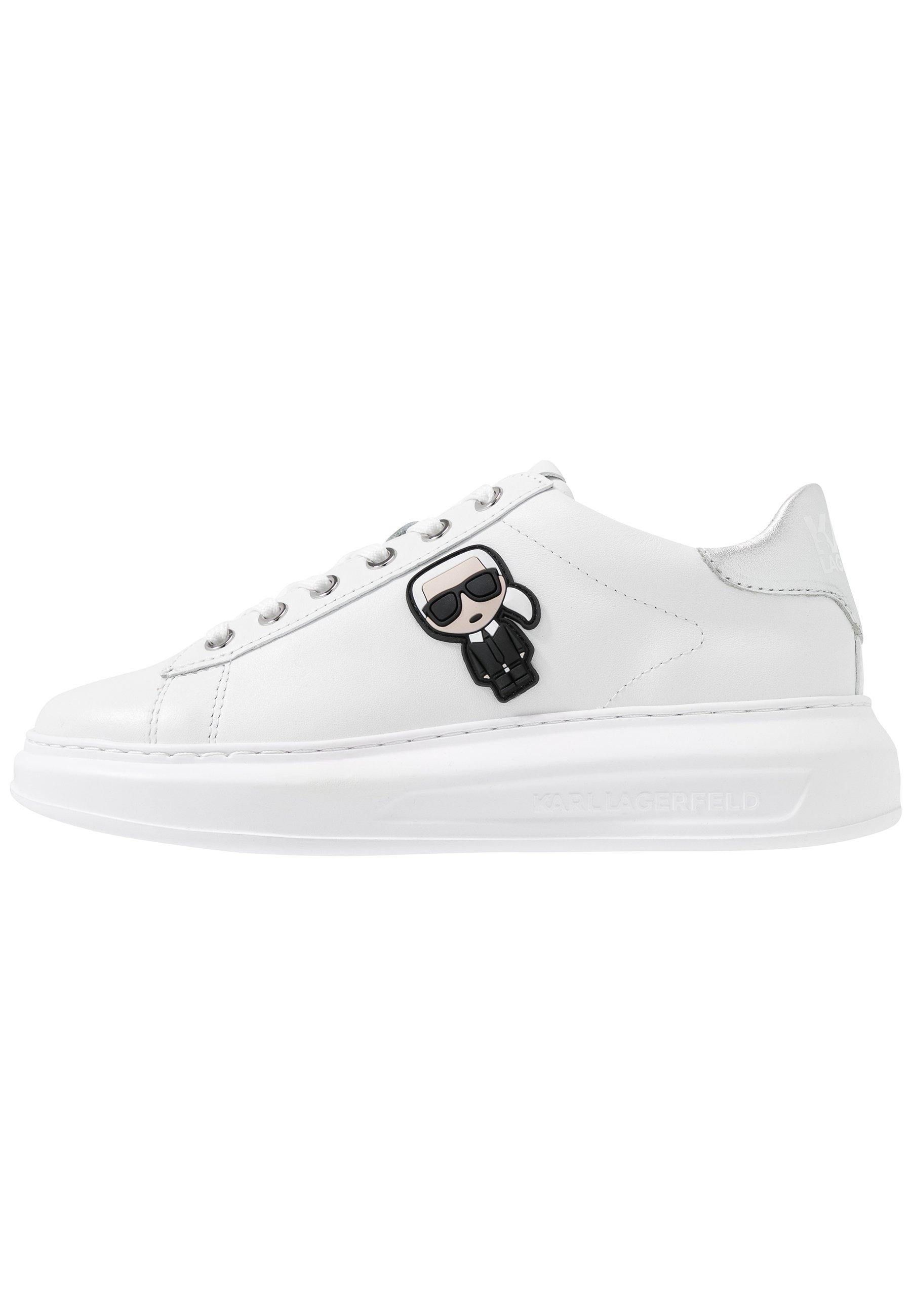 KAPRI IKONIC LACE Sneakers silver