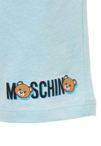 MOSCHINO - SET - Shorts - cloud/baby sky blue - 3