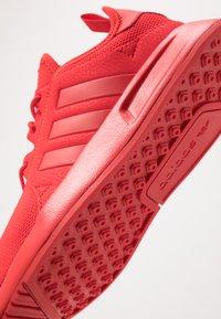 adidas Originals - X PLR - Sneakersy niskie - red - 5