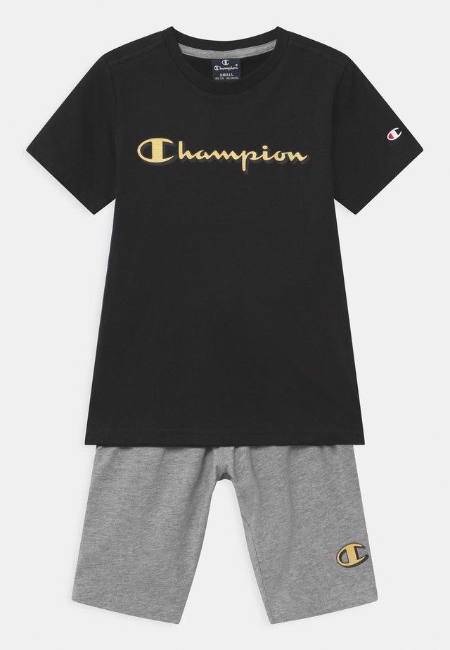 LEGACY GRAPHIC SHOP SET UNISEX - Short de sport - black
