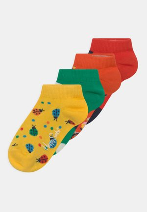 LADYBIRD & FLAMINGO DOT 4 PACK UNISEX - Socks - multicoloured