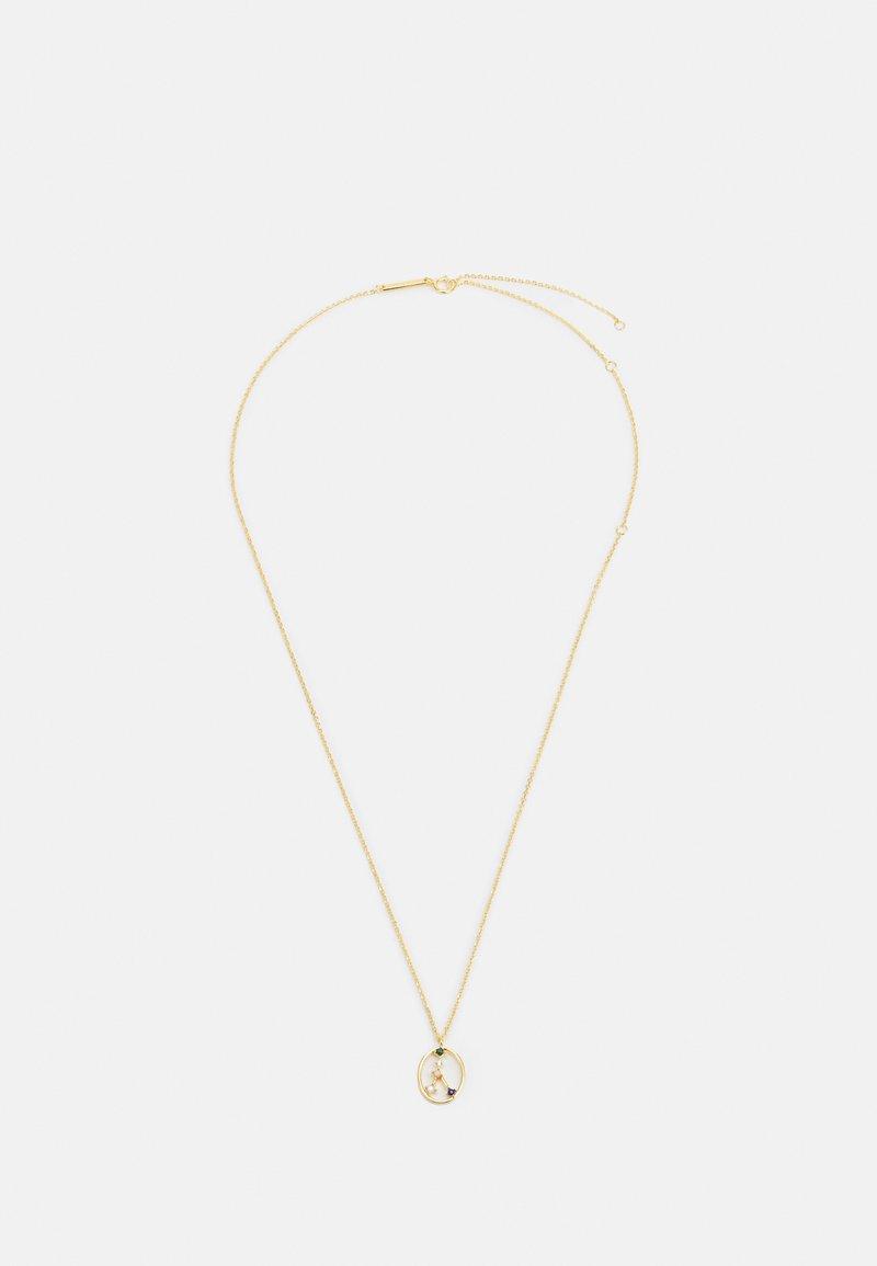 PDPAOLA - ZODIAC SIGN - Ketting - gold-coloured