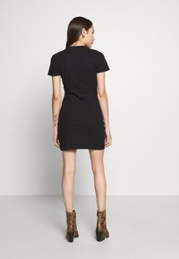 Even&Odd Petite - Day dress - black - 3