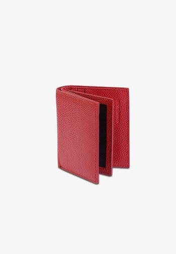Wallet - rosso ciliegia