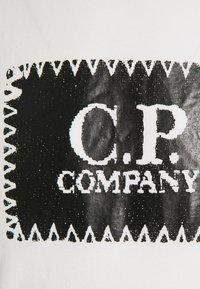 C.P. Company - SHORT SLEEVE - Print T-shirt - gauze white - 2
