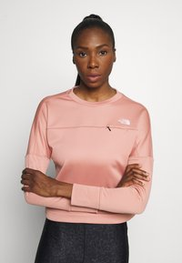 The North Face - HIKESTELLER VANADIS - Sweat polaire - pink clay - 0