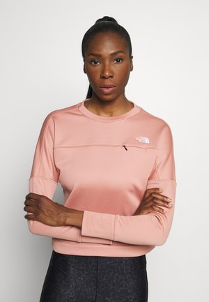 HIKESTELLER VANADIS - Sweat polaire - pink clay
