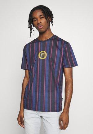 T-shirt con stampa - multicoloured