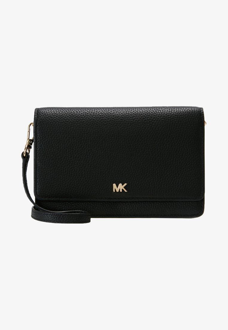 Michael Michael Kors Mottphone Crossbody Sac Bandoulière Black Noir Zalando Fr