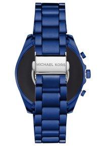Michael Kors Access - BRADSHAW SET - Rannekello - blue - 1