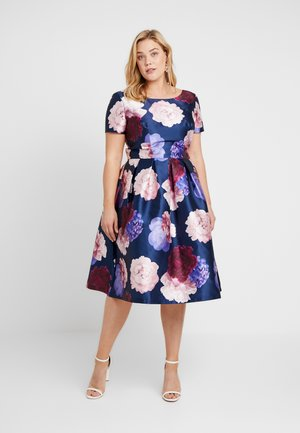 ALLY DRESS - Cocktailkjole - multi