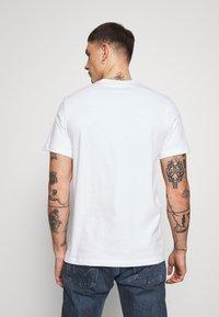 Nike Sportswear - BBALL PHOTO TEE - Print T-shirt - white - 2