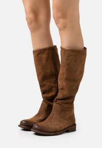 Felmini Wide Fit - GREDO - Boots - marvin/picado brown - 0
