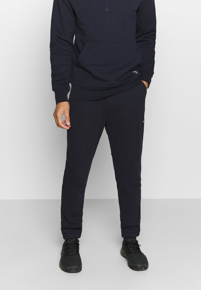 CENTRE PANT - Tracksuit bottoms - night sky