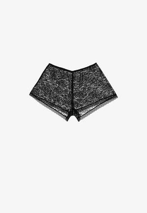 Pyjama bottoms - nero