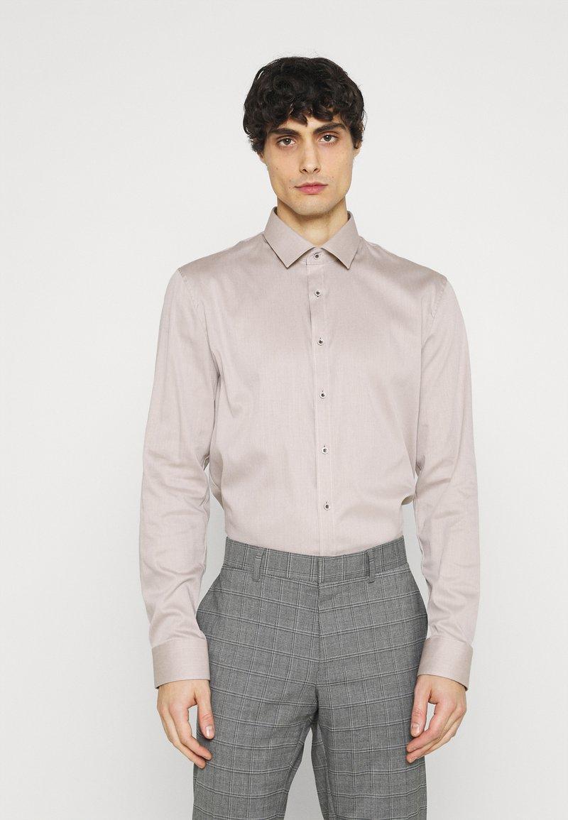 OLYMP No. Six - Formal shirt - braun
