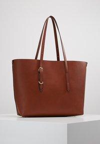 Anna Field - Tote bag - cognac - 0